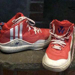 John Wall adidas basketball sneakers